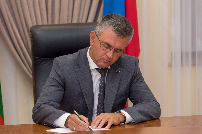 Вадим Красносельский утвердил положение о президентских грантах
